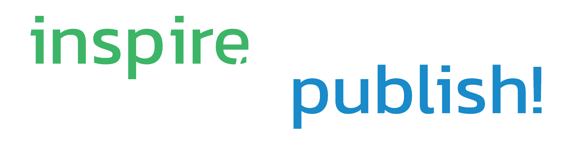 Inspire. Write. Publish!